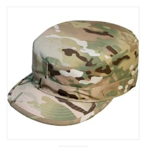 Other - Camouflage Patrol Cap. - Size 7.5 - - 👌💪